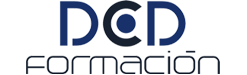 DCDFORMACION Logo