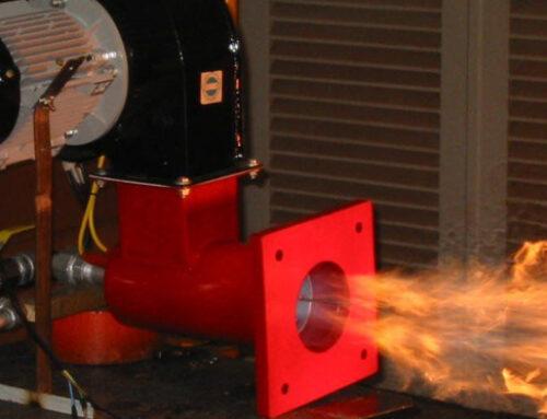 Generadores de Calor. Quemadores a Gas, Gasoleo y Mixtos