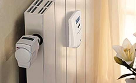 Repartidores de costes en los radiadores en los radiadores for Como purgar radiadores de calefaccion
