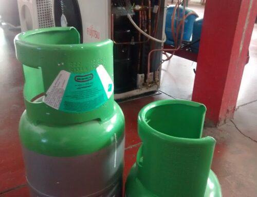 Curso de Certificado de manipulador gases fluorados