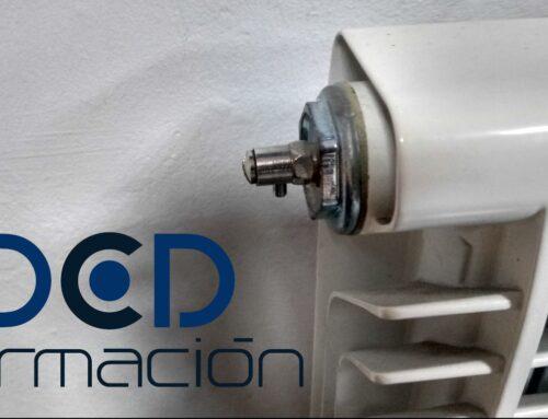 ¿Cómo y cuando se purgan los radiadores de la calefacción en una casa?